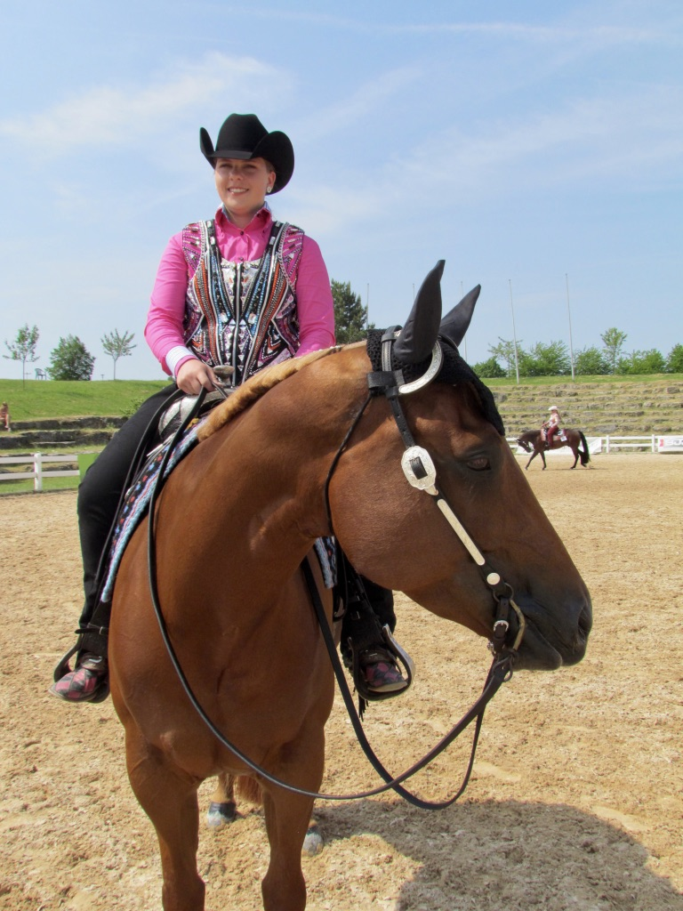 Amanda Riegel, picture: The Showlife