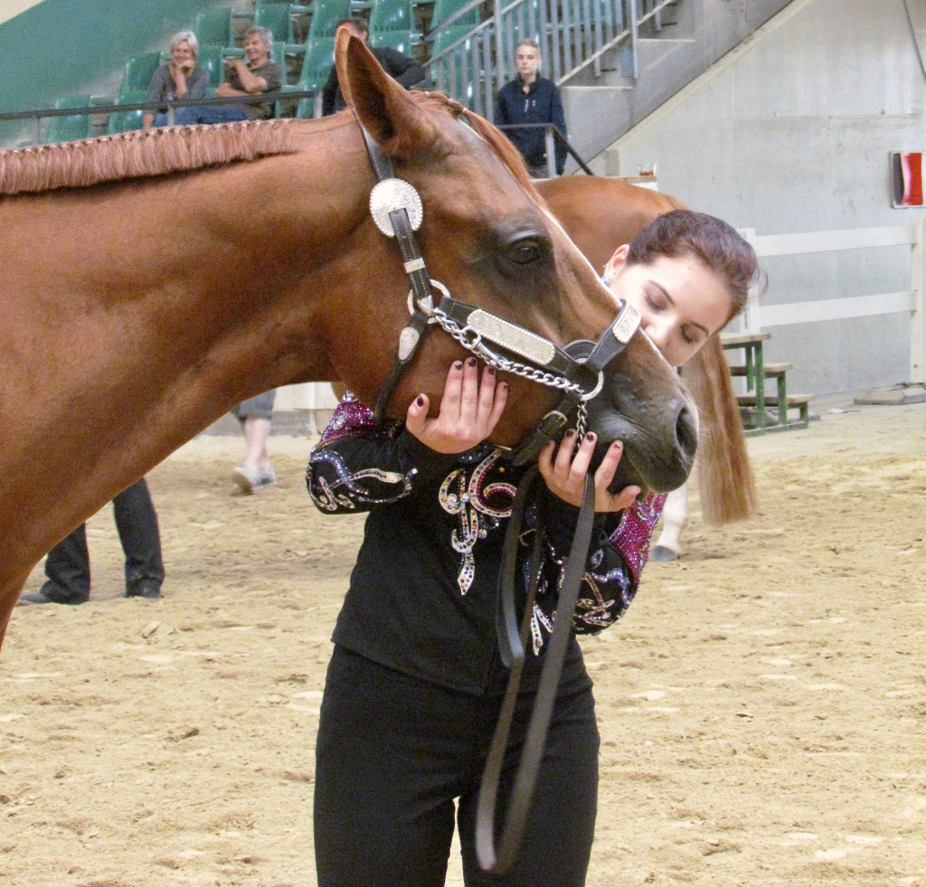 Laura and RR Suddenly Moonlite; picture: The Showlife